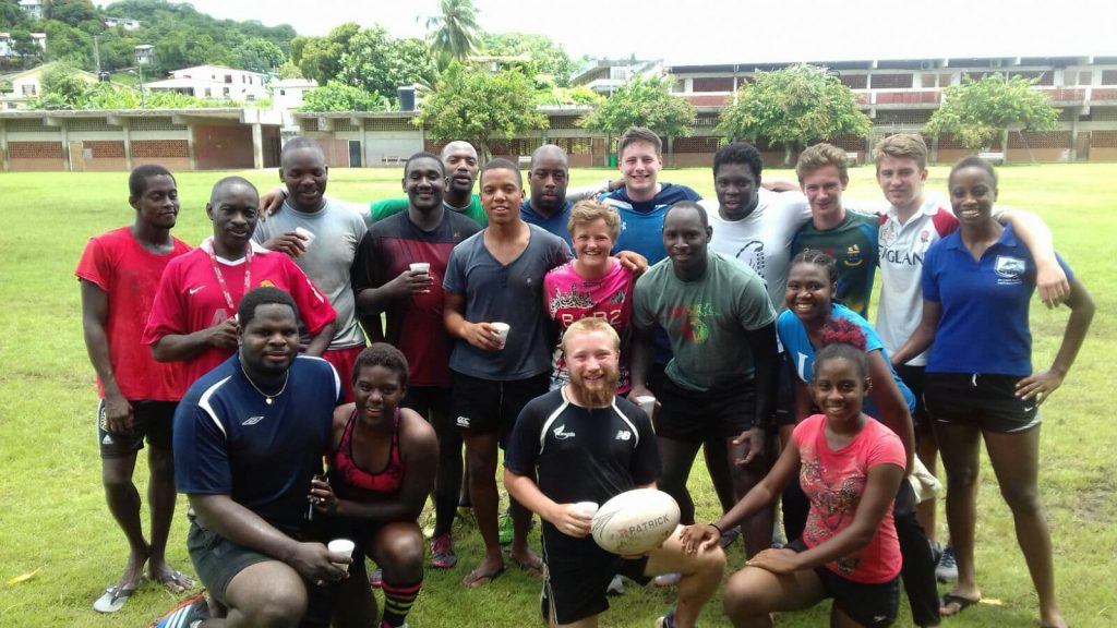 St Lucia Rugby